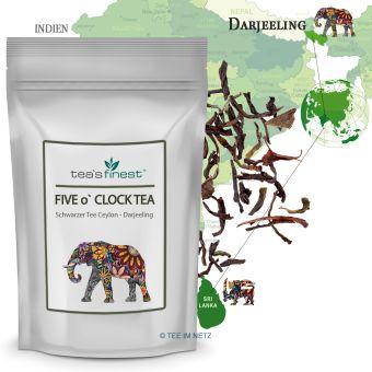 Schwarzer Five o`Clock Tea ca. 4 Gramm