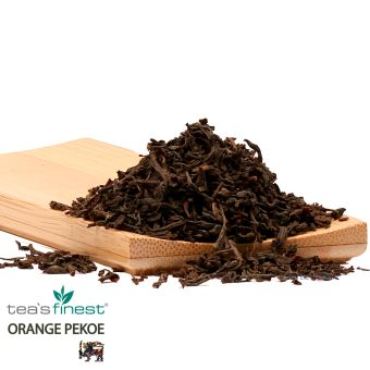Schwarzer Tee Ceylon Orange Pekoe OP ca. 4 Gramm