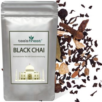 Schwarzer Tee Black Chai