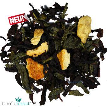 Schwarzer Tee Vanille Chai ca. 4 Gramm