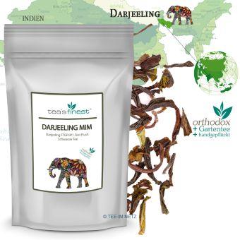 Schwarzer Tee Darjeeling Mim FTGFOP1 First Flush