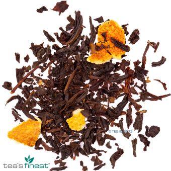 Schwarzer Tee Tropische Orange 100 Gramm
