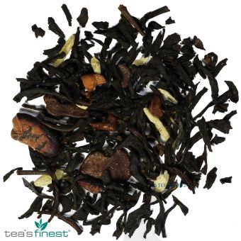 Schwarzer Tee Schoko-Sahne-Trüffel