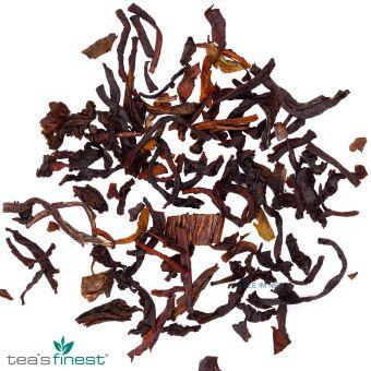 Schwarzer Tee Vanille-Darjeeling ca. 4 Gramm