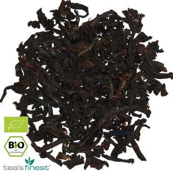 Schwarzer Tee Wildkirsche natürlich - BIO