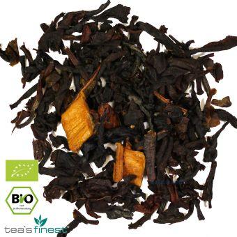 Schwarzer Tee Mango natürlich - BIO 250 Gramm