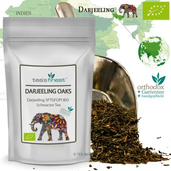 Darjeeling Oaks First Flush SFTGFOPI - BIO