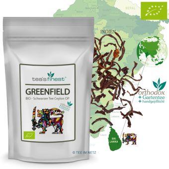 Ceylon Greenfield OP - BIO 100 Gramm