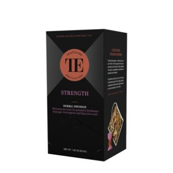 Teahouse Exclusives Strength / Ingwer Orange 15 x 3.5 Gramm