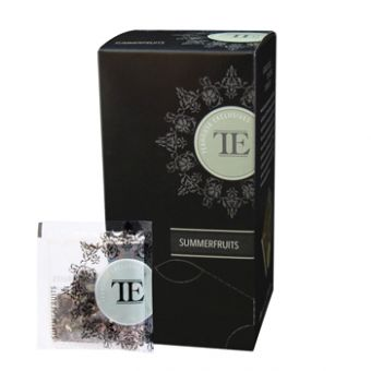 Teahouse Exclusives Summerfruits / Luxury Tea Bag 15 x 3.5 Gramm