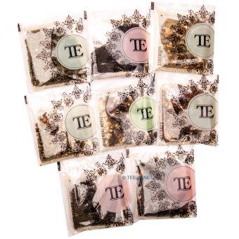 Teahouse Exclusives Luxury Bag Tea Probierset No. 1 8 x 3.3 Gramm
