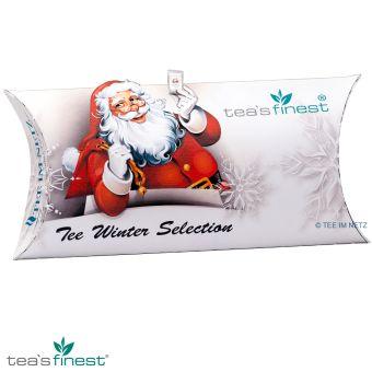 tea`s finest Winter Selection - Wintertee Proben 6 x 4 Gramm