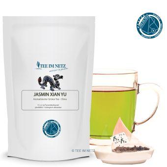 Grüner Tee Jasmin Xian Yu 15x2.1g Pyra-Beutel