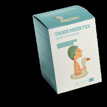 TRINK MEER TEE - NICHTSCHWIMMER - Arom. Früchtetee / BIO 15 x 5.0 g