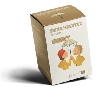 TRINK MEER TEE - REIZKLIMA - Arom. Kräutertee Meersalz / BIO 15 x 3.0 g