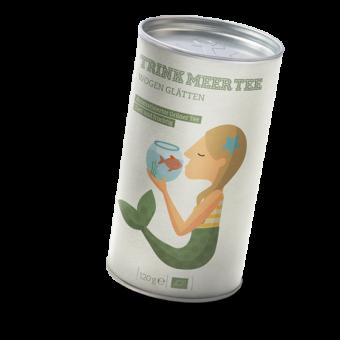 TRINK MEER TEE - NICHTSCHWIMMER - Arom. Früchtetee/ BIO 120 Gramm
