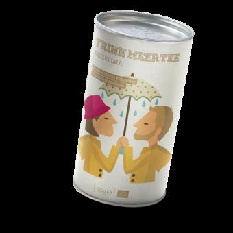 TRINK MEER TEE - REIZKLIMA - Arom. Kräut. Meersalz/ BIO 90 Gramm