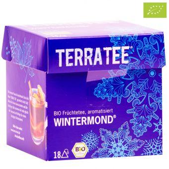 Terra Tee® Früchtetee Wintermond® / BIO 18 x 2.5 g