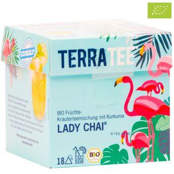 Terra Tee® Kräutertee Lady Chai® / BIO 18 x 2.0 g
