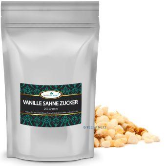 Vanille-Sahne-Hagelzucker 250 Gramm