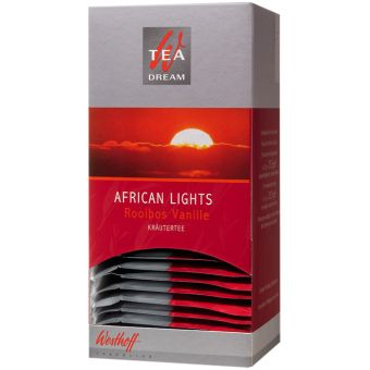 Westhoff African Lights Rooibos Vanille 25 x 1,5 g