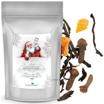Adventstee (Schwarzer Tee Zimt-Orange) 100 Gramm