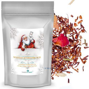 Weihnachts Rooibos* (Orange-Vanille-Zimt) 100 Gramm