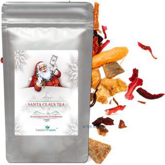 Santa Claus Tea (Früchtetee Zimt-Mandel-Orange) 100 Gramm