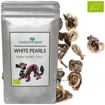 Weißer Tee White Pearls - BIO