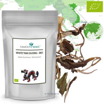 Weißer Tee Vietnam White Tam Duong - BIO