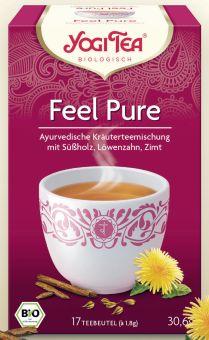 YOGI TEE Feel Pure / BIO 17 x 1.8 g