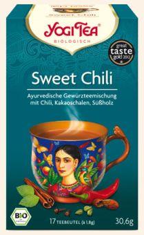 YOGI TEE Sweet Chili - BIO 17 x 1.8 g