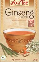 YOGI TEE  Ginseng - BIO 15 x 2.0 g