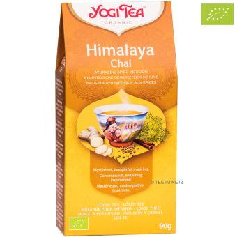 YOGI TEE lose  Himalaya Chai - BIO 90 Gramm