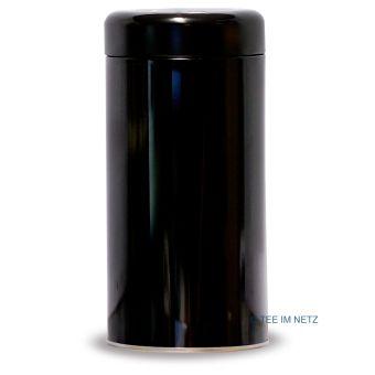 Teedose schwarz