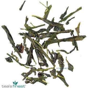 tea`s finest Green Tee Premium Selection - GrünerTee Proben 5 x 4 Gramm